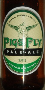 Pigs Fly Pale Ale
