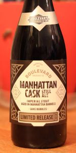 Manhattan Cask Imperial Stout