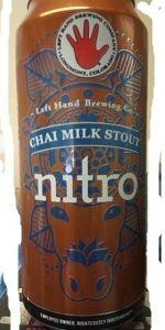 Chai Milk Stout - Nitro