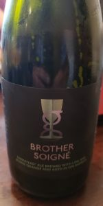 Gin Barrel-Aged Brother Soigné