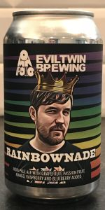 Evil Twin / Omnipollo - Rainbownade