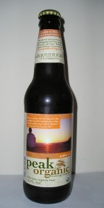 Peak Organic Amber Ale