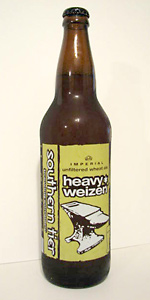 Heavy Weizen (Imperial Unfiltered Wheat Ale)