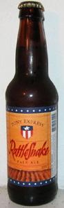 Pony Express Rattlesnake Pale Ale