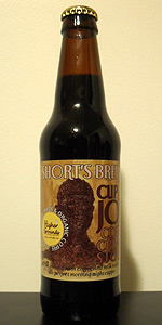 Short's Cup A Joe Coffee Creme Stout