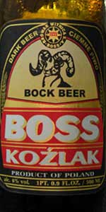 Boss Kozlak (Bock)