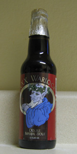 XXX Warlock Double Imperial Stout