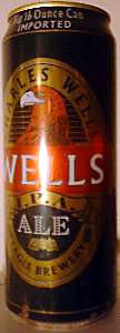 Wells IPA