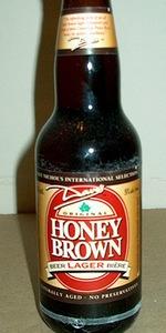 Dave's Original Honey Brown Lager