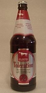 Toleration Ale (Gluten Free Ale)