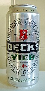 Becks's Vier