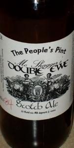 The People's Pint Scotch Ale - McShagger's Double Ewe