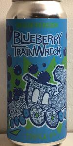 Blueberry Trainwreck