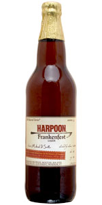 Harpoon 100 Barrel Series #16 - Frankenfest