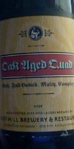 Oak Aged Belgian Quad