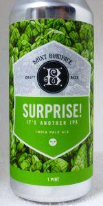 Surprise! It's Another IPA: Vic Secret & Ella