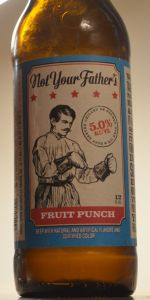 Not Your Father's Fruit Punch