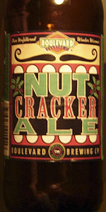 Nutcracker Winter Warmer Ale