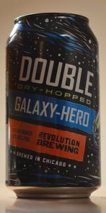 Double Dry-Hopped Galaxy-Hero