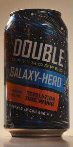 Galaxy-Hero - Double Dry-Hopped