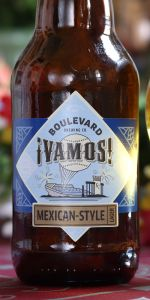 Vamos! Mexican-Style Lager