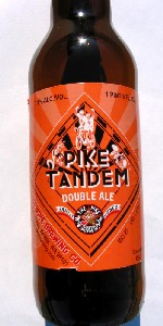 Pike Tandem Double Ale