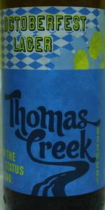 Thomas Creek Oktoberfest