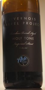 Wolf Tone:  Livernois Barrel Project