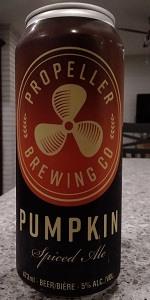 Propeller Pumpkin Ale
