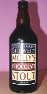 Molly's Chocolate Stout