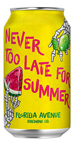 Never Too Late For Summer