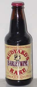 Rudyard's Rare Barley Wine