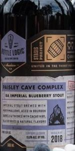 Bottle Logic / Great Notion - Paisley Cave Complex