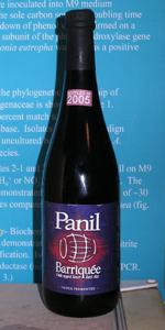 Panil Barriquée (Sour Version)