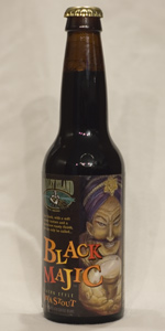 Black Majic Java Stout