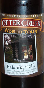 Otter Creek World Tour: Helsinki Göld