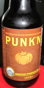 Punk'n Harvest Pumpkin Ale