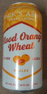 Blood Orange Wheat