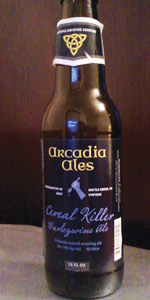 Arcadia Cereal Killer Barley Wine