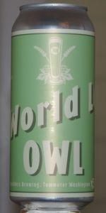 OWL Old World Lager