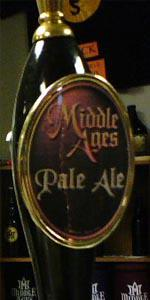 Middle Ages Pale Ale