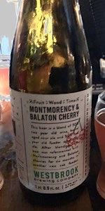 Fruit/Wood/Time: Montmorency & Balaton Cherry