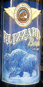 Blizzard Bock