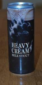 Heavy Cream Milk Stout
