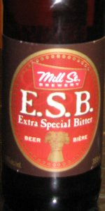 Mill Street E.S.B. (Extra Special Bitter)
