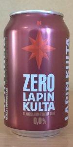 Lapin Kulta Zero 0,0% Dark