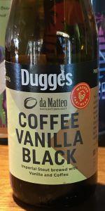 Coffee Vanilla Black