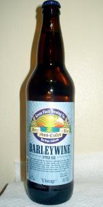 Barleywine Style Ale