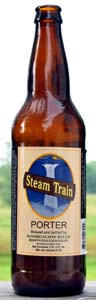 Steam Train Porter