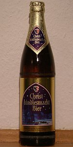 Christ-Kindlesmarkt Bier